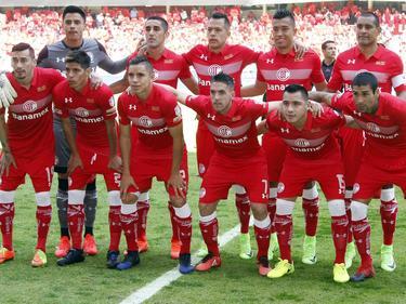 El Toluca sigue en la Copa MX tras empatar con el Veracruz. (Foto Imago)