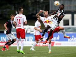 Wolfsberger AC - RB Salzburg