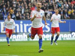 Mladen Petrić sammelte 82 Scorerpunkte in 136 Partien für den HSV