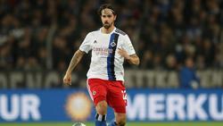 Martin Harnik fehlt dem HSV mit einer Oberschenkelzerrung