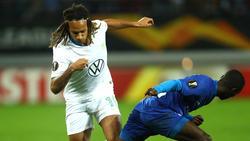 Der VfL Wolfsburg musste sich mit einem Remis zufrieden geben