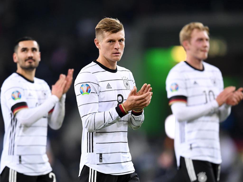 Deutschland hat sich das EM-Ticket gesichert