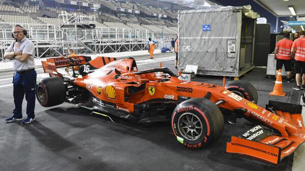 Charles Leclercs Ferrari wurde nach dem Rennen erneut von der FIA untersucht