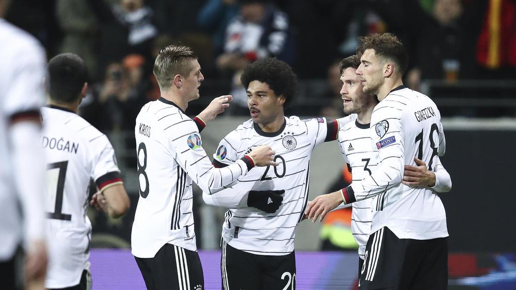 Die deutsche Nationalmannschaft testet im März zwei Mal