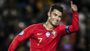 Cristiano Ronaldo und Co. beziehen Basislager in Budapest