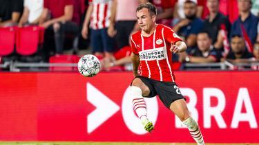 Hat mit Eindhoven souverän die dritte Runde der Champions-League-Qualifikation erreicht: Mario Götze