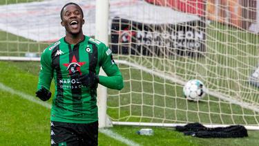 Iké Ugbo war bei Eintracht Frankfurt im Gespräch