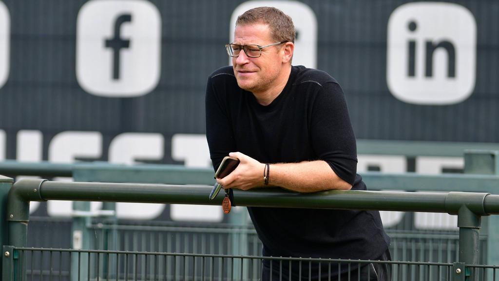 Gladbachs Max Eberl spricht über BVB-Trainer Marco Rose