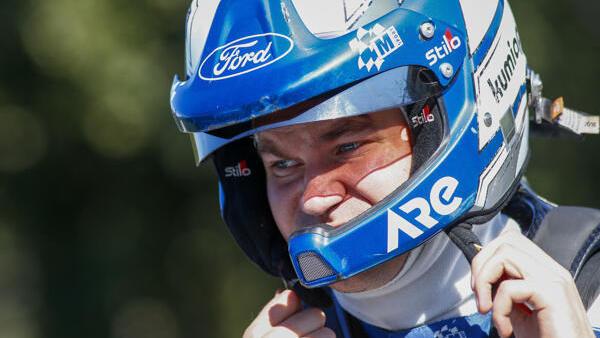 Ex-M-Sport-Pilot Teemu Suninen dockt für die Spanien-Rallye bei Hyundai an