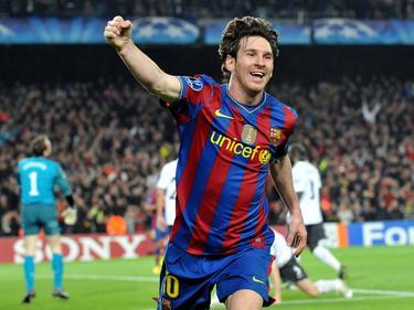 Vier Stück schenkte Leo Messi Arsenal 2010 ein und schoss Barcelona ins CL-Halbfinale