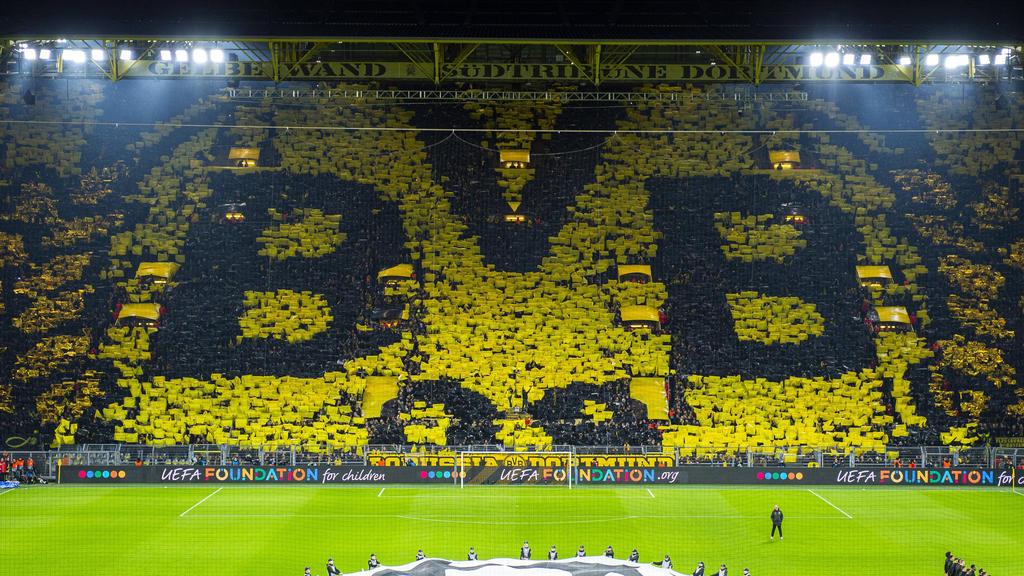 Die Fans von BVB und Co.l gehen voran