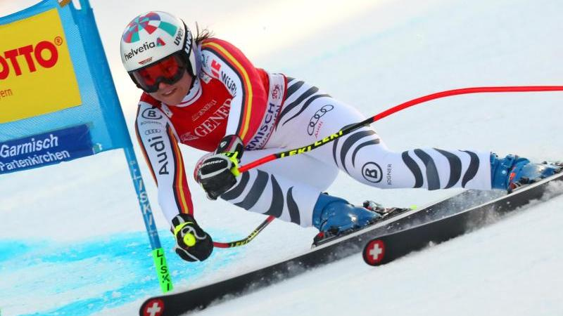 Hängepartie wegen fehlender Trainingsmöglichkeiten: Viktoria Rebensburg