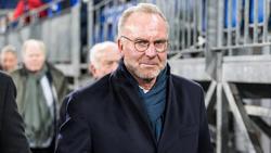 Karl-Heinz Rummenigge setzt sich mit dem FC Bayern gegen Rassismus ein