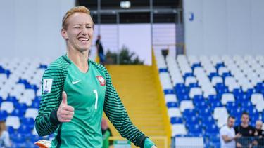 Katarzyna Kiedrzynek wechselt nach Wolfsburg