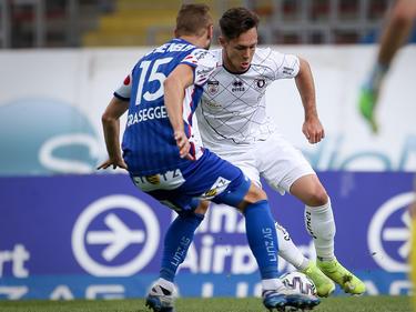 Die Klagenfurter nahmen aus Linz drei Punkte mit