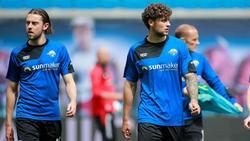 Dem SC Paderborn droht bereits am 31. Spieltag der vorzeitige Abstieg