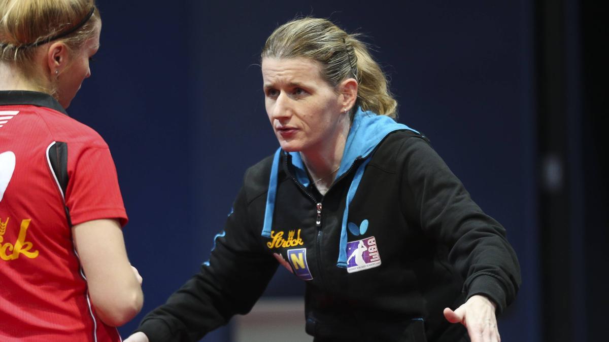 Tamara Boros wird neue Tischtennis-Bundestrainerin