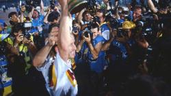 30. Geburtstag: Der WM-Triumph von 1990