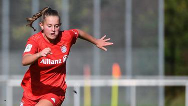 Wechselt vom FC Bayern zu Eintracht Frankfurt: Leonie Köster