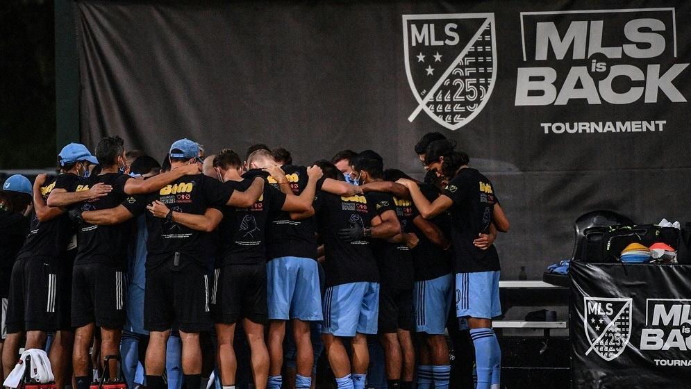 MLS-Turnier: Keine neuen Corona-Fälle