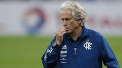 Kehrt zu SL Benfica zurück: Flamengo-Coach Jorge Jesus