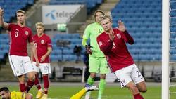 Erling Haaland reiste ohne weiteres Länderspiel aus Norwegen ab