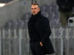 Bayern-Coach Hansi Flick erwartet ein Sieg gegen Stuttgart