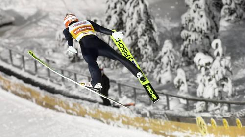 Markus Eisenbichler hat in Ruka gewonnen