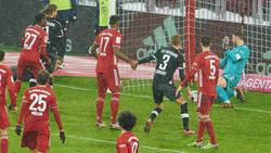 FC Bayern holt Zittersieg gegen den SC Freiburg