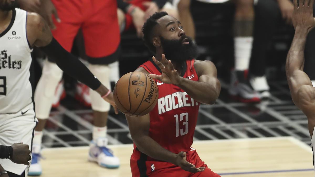 James Harden wechelt zu den Brooklyn Nets
