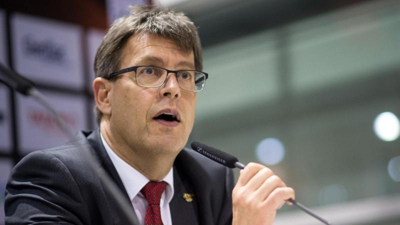 Thomas Weikert äußert sich zu den Olympia-Plänen