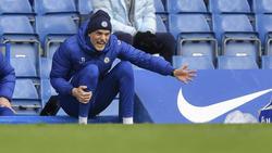 Thomas Tuchel war wenig begeistert vom 0:0 gegen Brighton