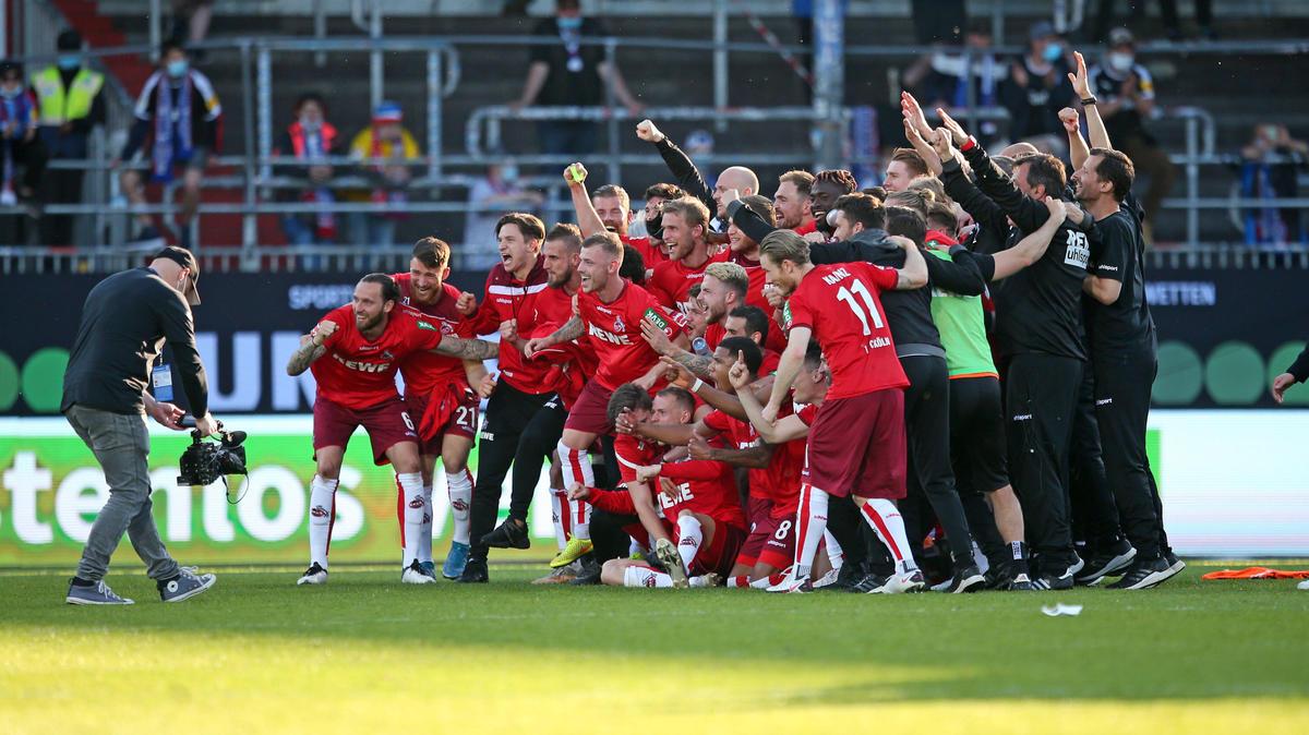 1. Fc Köln Spielplan