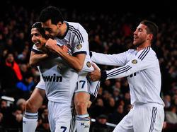 So schön feiert es sich nur im Camp Nou!
