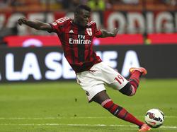 M'Baye Niang hat langfristig beim AC Milan unterschrieben
