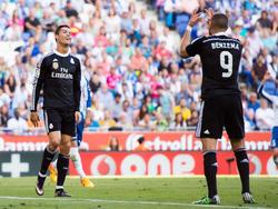 El Madrid aterrizó en la capital de Baviera sin su gran estrella, Cristiano Ronaldo. (Foto: Getty)