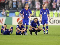 2008 lag Kroatien am Boden