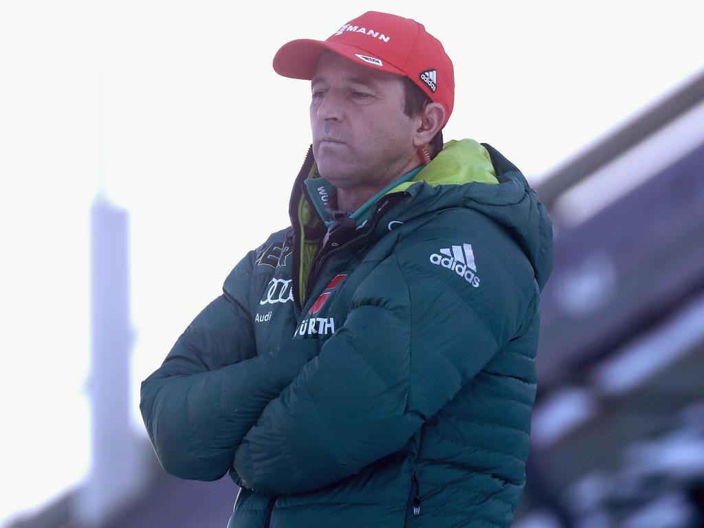 Unter DSV-Trainer Werner Schuster erfolgt der Aufschwung