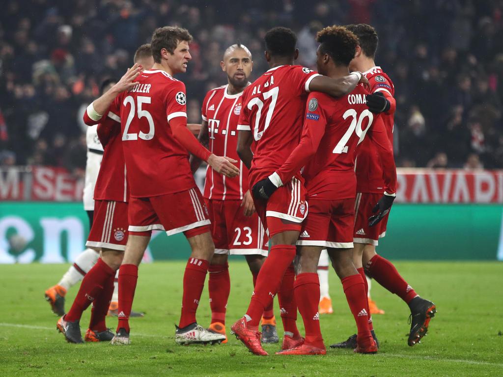 Der FC Bayern reist ohne Druck zum CL-Rückspiel nach Istanbul