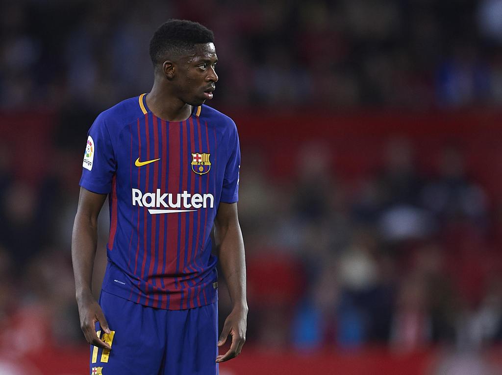 Ousmane Dembélé will nicht zum FC Arsenal flüchten