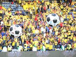 11.000 Kolumbianer sind in Russland bei der WM vor Ort