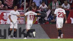Der FC Sevilla glänzte schon beim 3:0-Sieg gegen Real Madrid