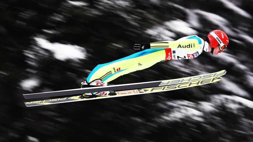 Die deutschen Skispringer haben in Nizhny Tagil das Podest verpasst