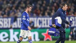 Mark Uth fehlt dem FC Schalke 04 seit mehreren Wochen