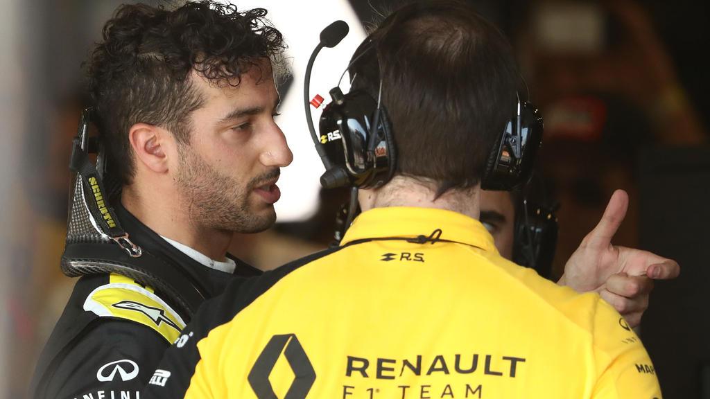 Daniel Ricciardo will sich an Nico Hülkenberg rächen