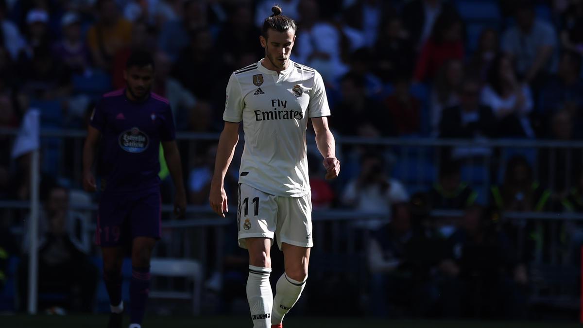 Gareth Bale steht bei Real Madrid vor dem Aus