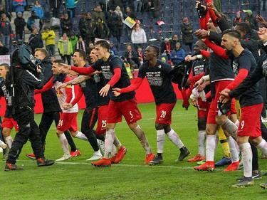 RB Salzburg spielt erstmals in der Champions League