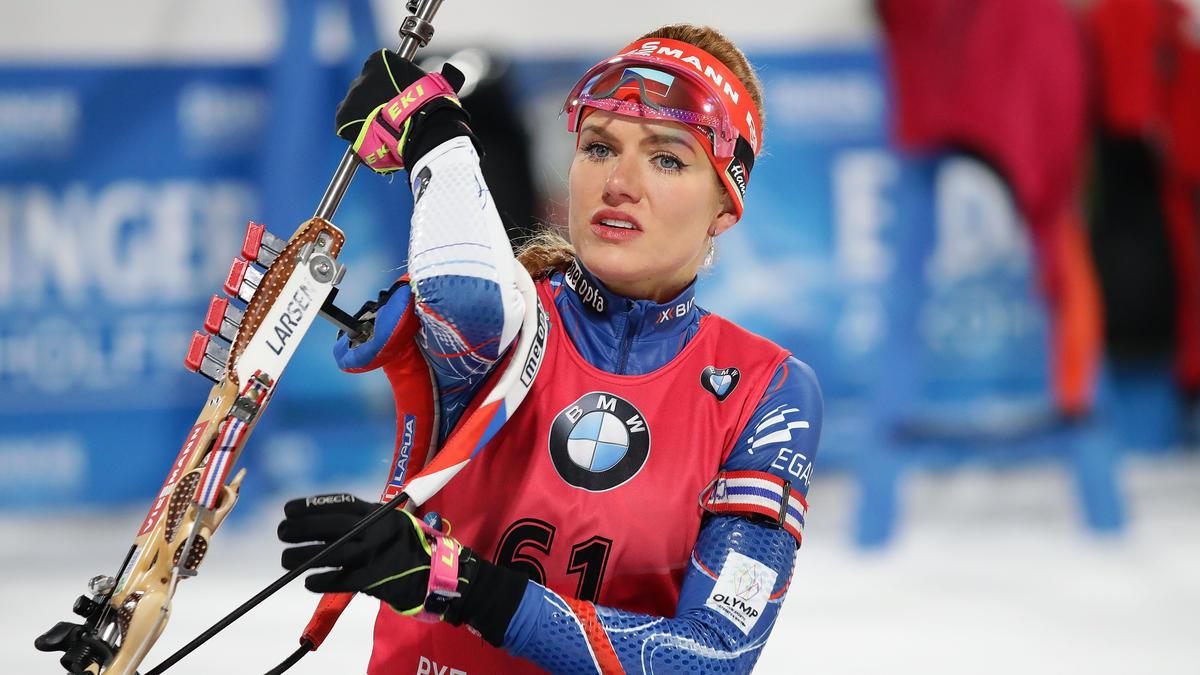 Verabschiedet sich vom Biathlonsport: Gabriela Koukalova