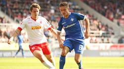 Marvin Mehlem (r.) soll auf dem Wunschzettel des VfB Stuttgart stehen