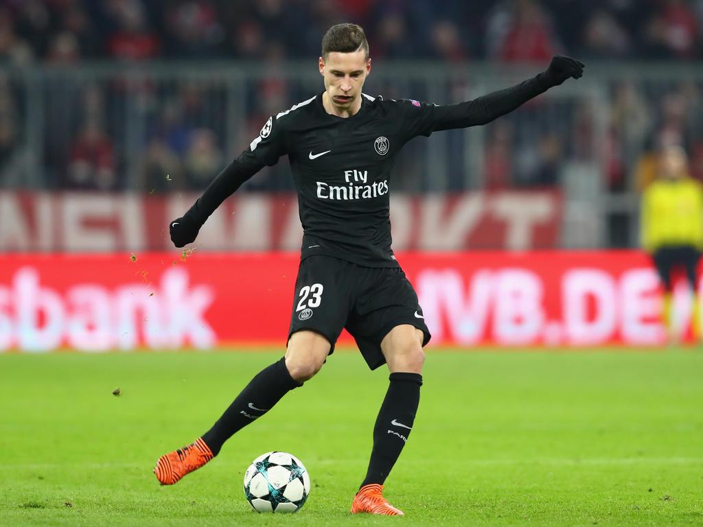 Julian Draxler ist mit PSG Tabellenführer in der Ligue 1